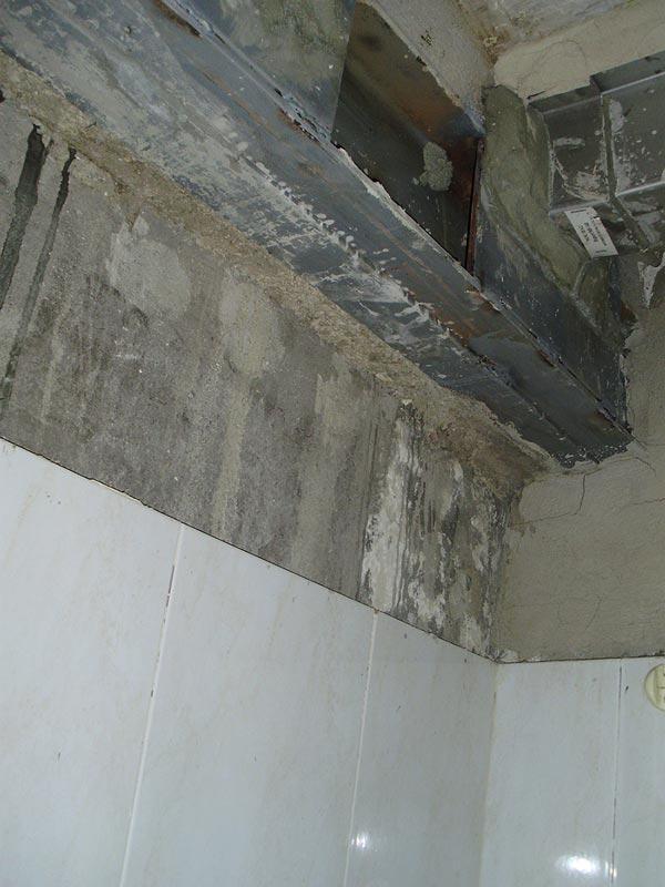 Refuerzo estructural en edificio de calle marina dosg - Calle marina barcelona ...