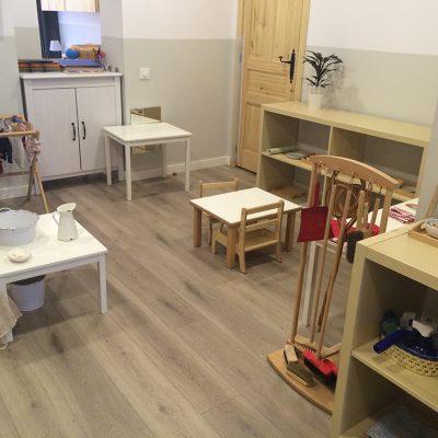 Reforma Centro Montessori