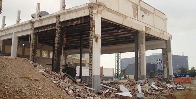 demoliciones barcelona