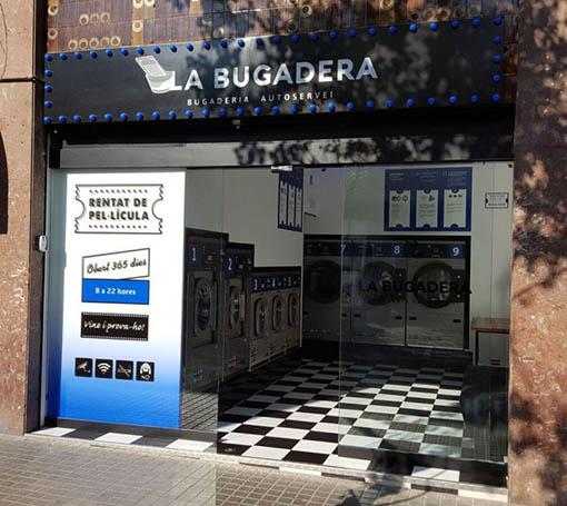 lavanderia autoservicio en barcelona