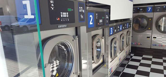 lavanderia barcelona