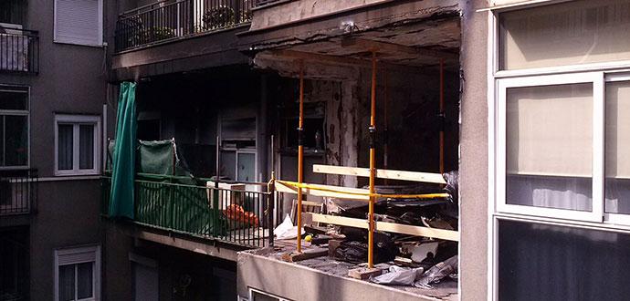 Rehabilitaci n y reforma de edificios en barcelona dosg - Permiso obras piso barcelona ...