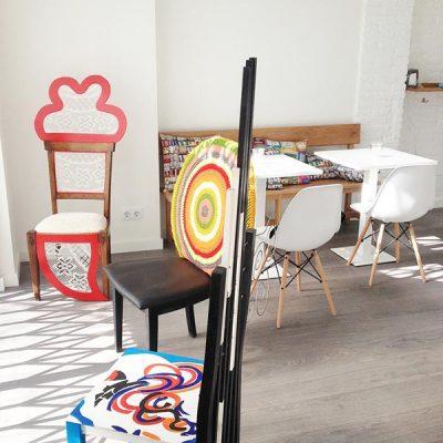 Cafeteria Compte Urgell
