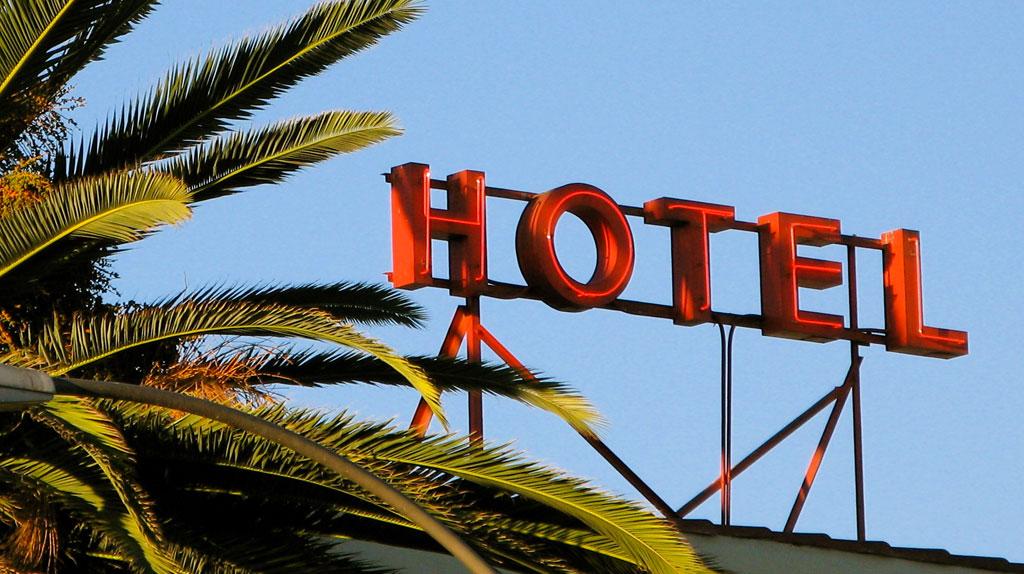 licencia de hotel