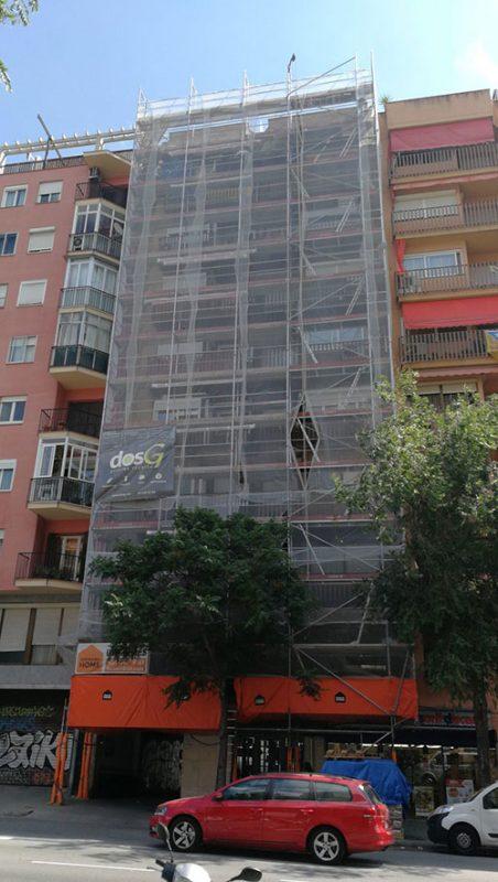 fachada barcelona