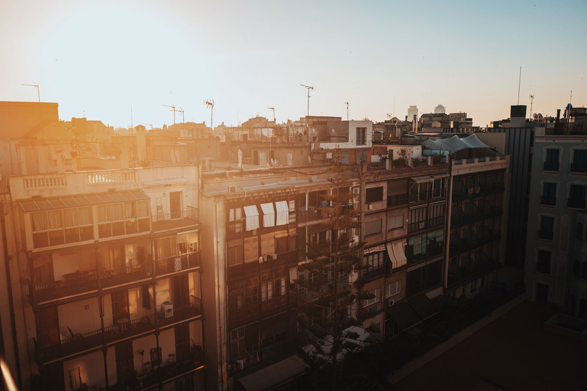 subvenciones para la rehabilitación de fincas en Barcelona