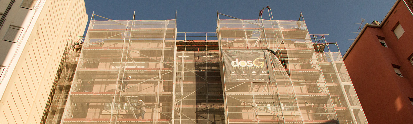DosG Oficina Técnica - Licencias, obras y reformas en Barcelona